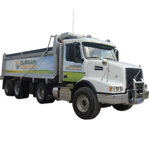Curran Recycling Heavy Truck