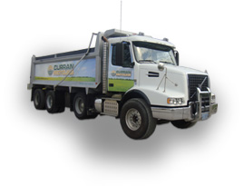 Curran Recycling Truck